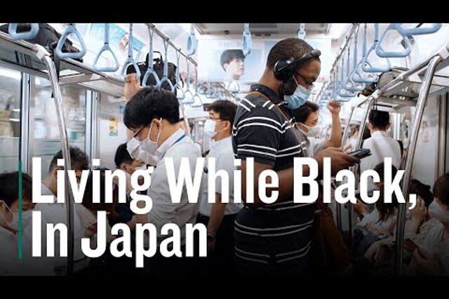 Living While Black, In Japa